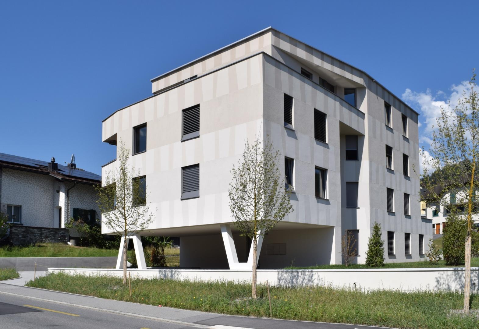 © indra+scherrer architektur