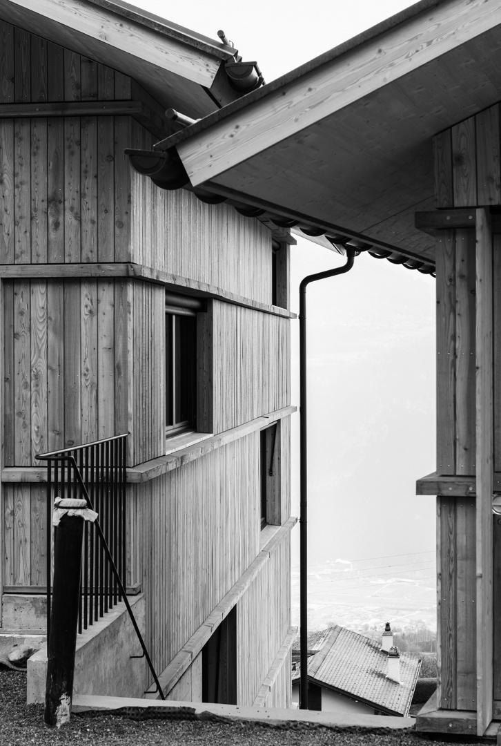 Zwischenraum © Philip Heckhausen, Zürich