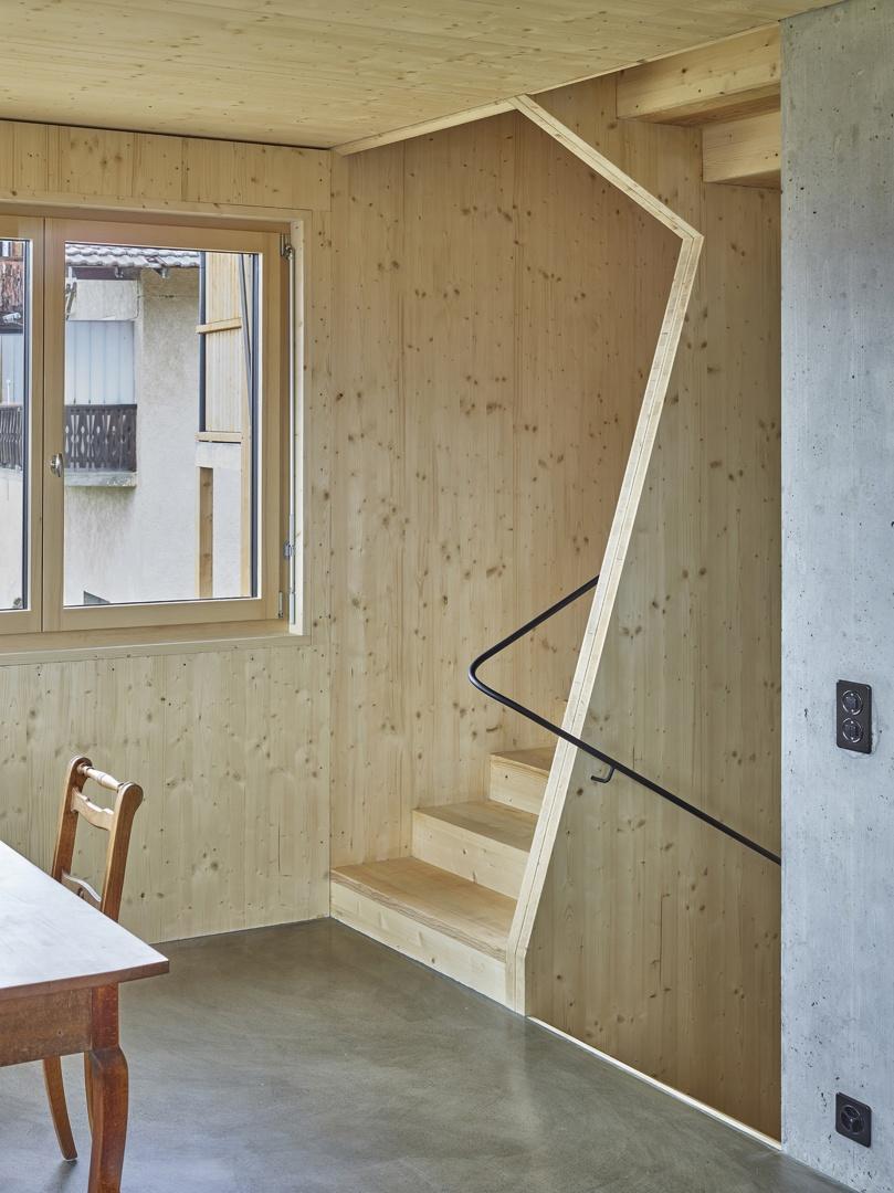 Treppe © Philip Heckhausen, Zürich