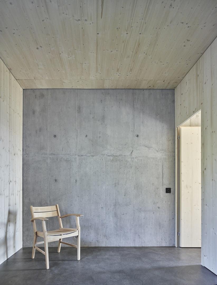 Zimmer © Philip Heckhausen, Zürich