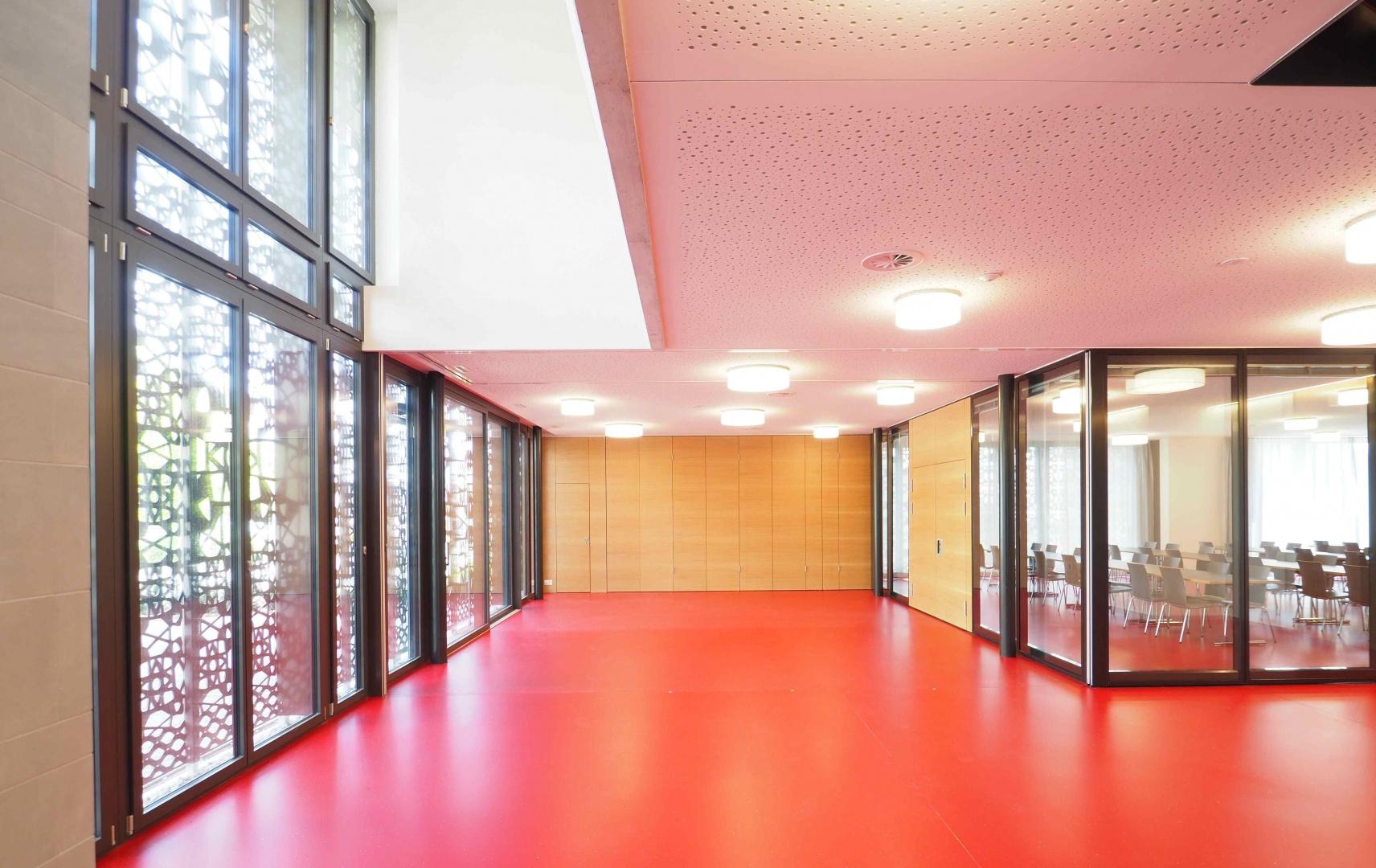 Foyer  © J. Frei
