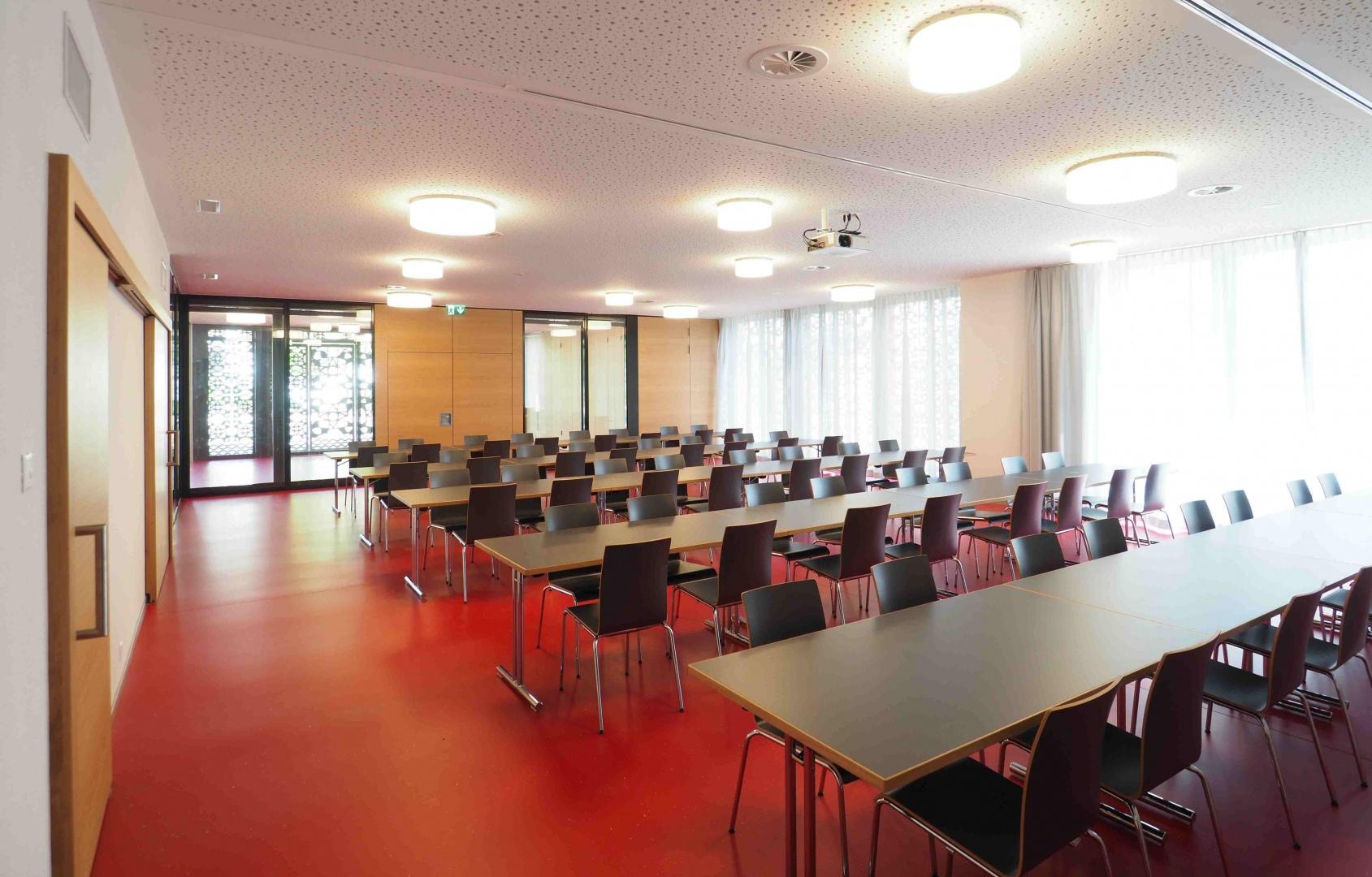 Gemeindesaal © J. Frei