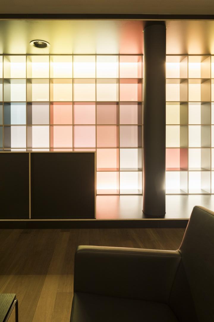 Lichtstimmung © Architektur: Bob Gysin Partner BGP, Zürich; Fotografie: Dominique Marc Wehrli, Winterthur