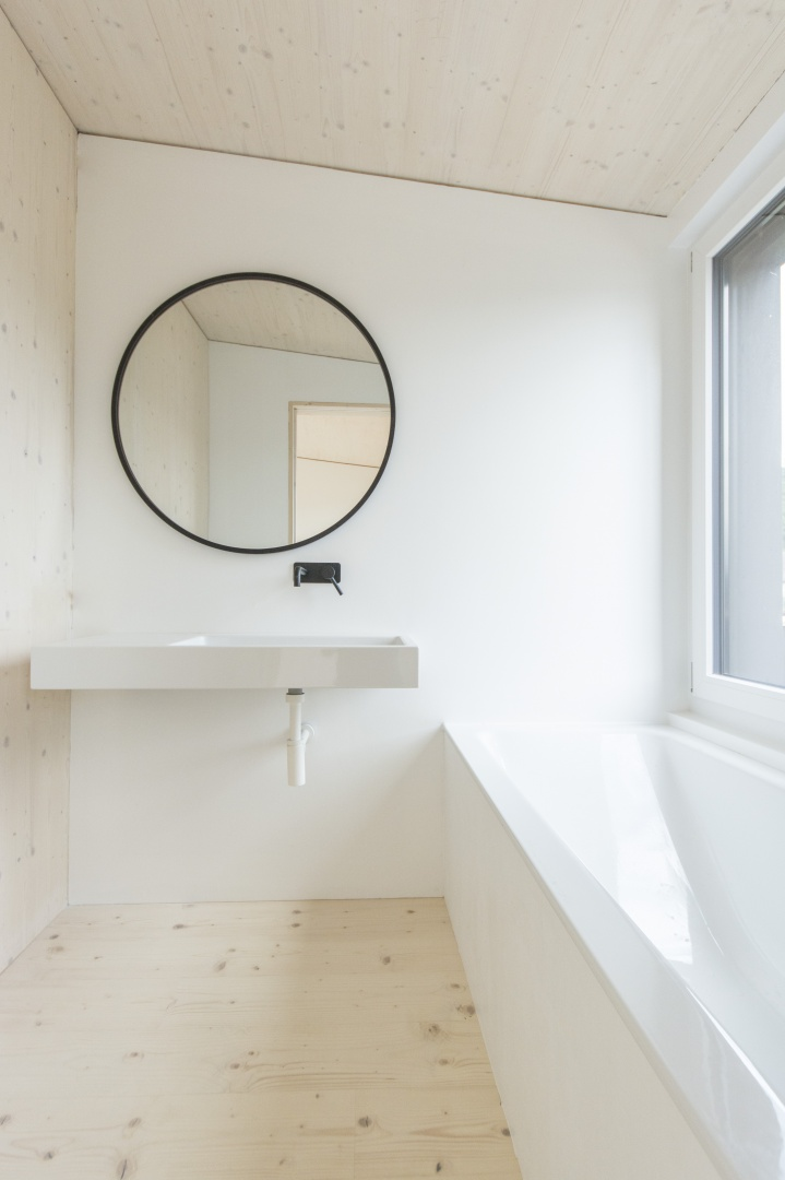 WC / Bad DG © Polygon Architektur