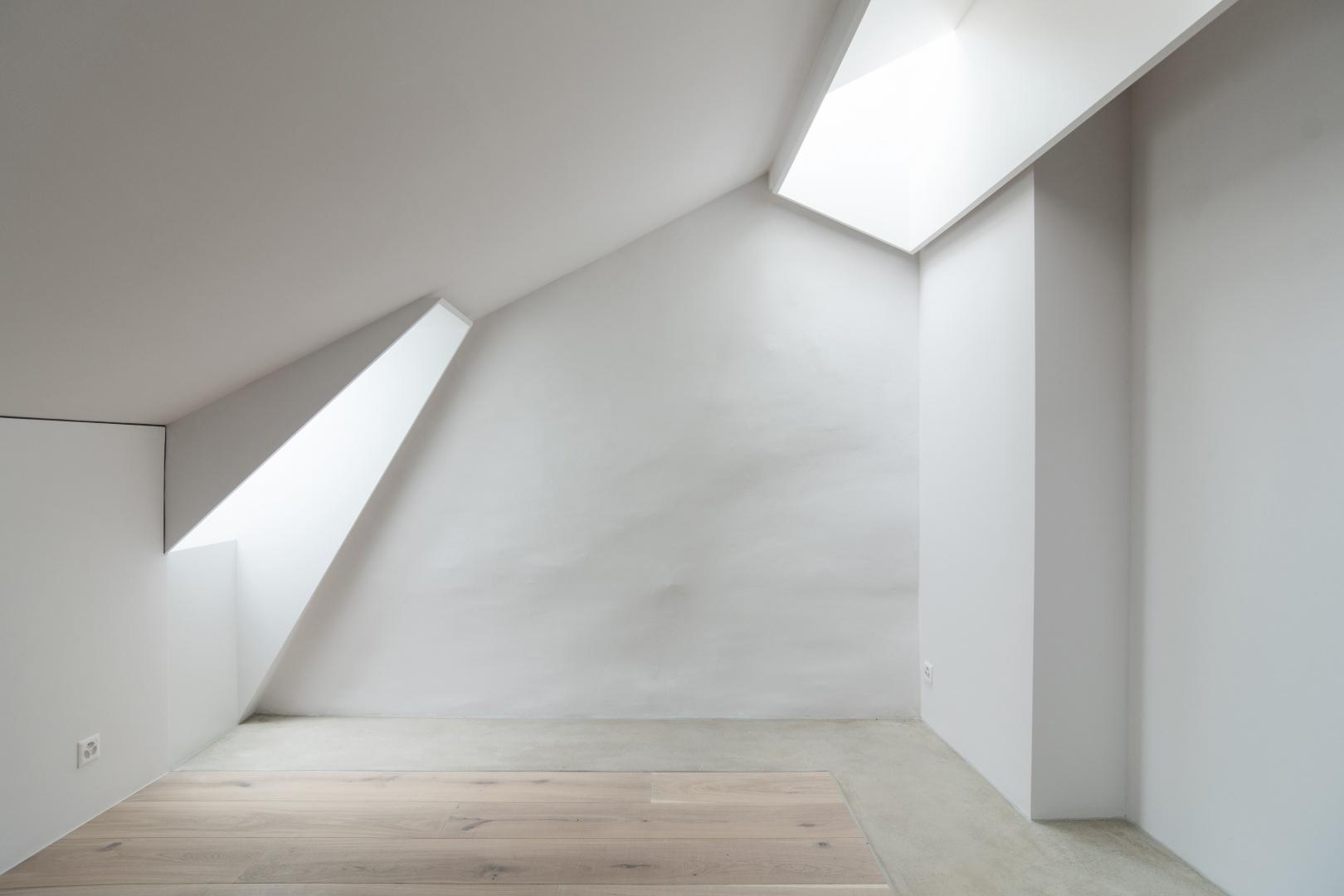 Zimmer 3. Etage © Samuel Nugues, Mangeat-Wahlen Architectes Associés