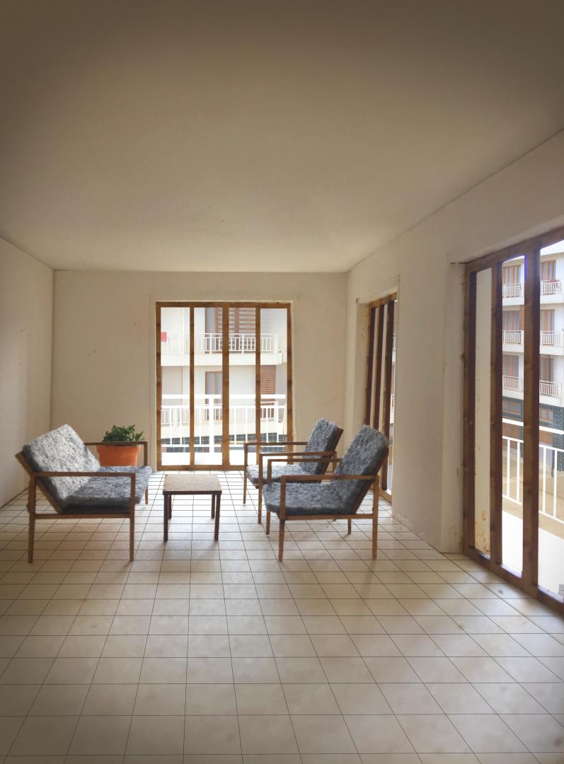 Atelier_Wohnung  © Liliane Wenner und Simone Tschuppert