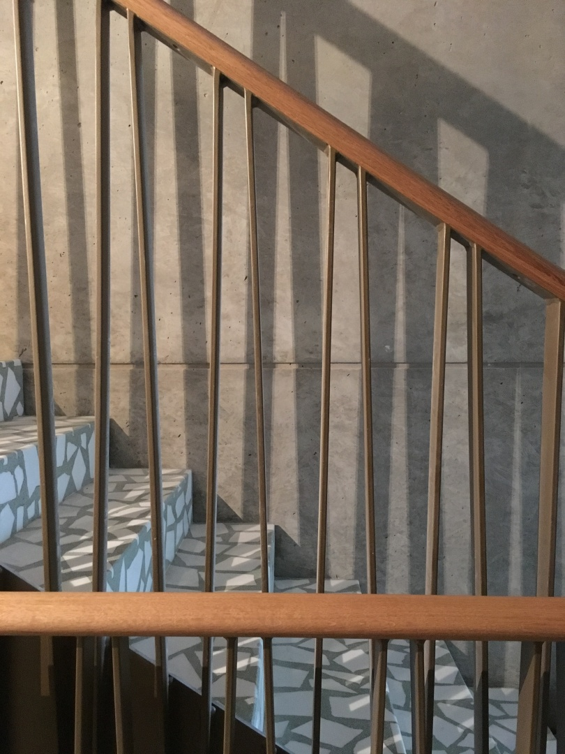 Treppengeländer © Juho Nyberg Architektur GmbH
