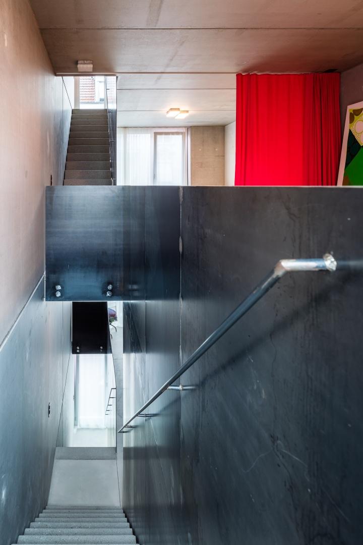 Treppenhaus © Radek Brunecky