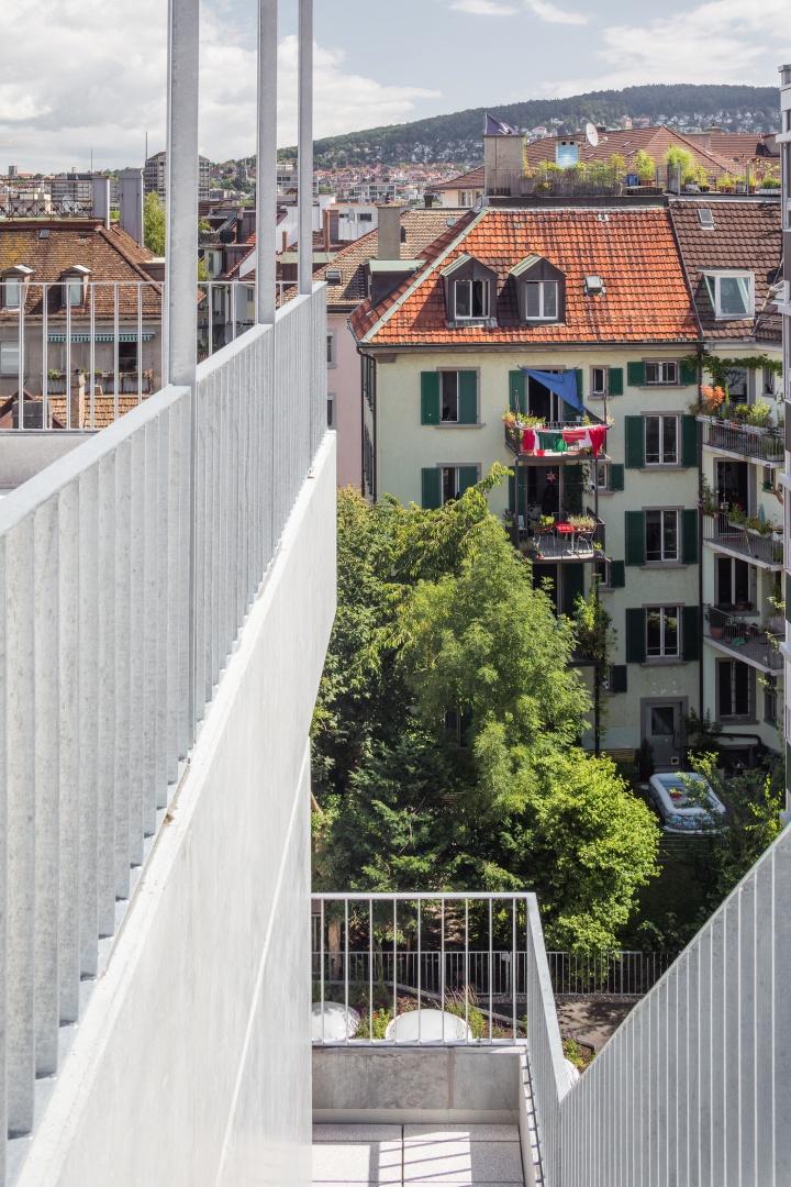 Dachterrasse © Radek Brunecky