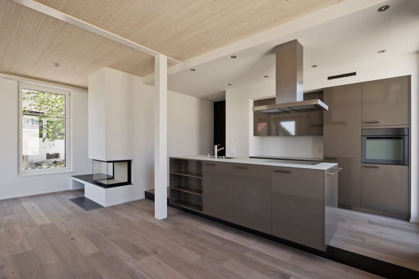 Küche © Giesser Architektur + Planung