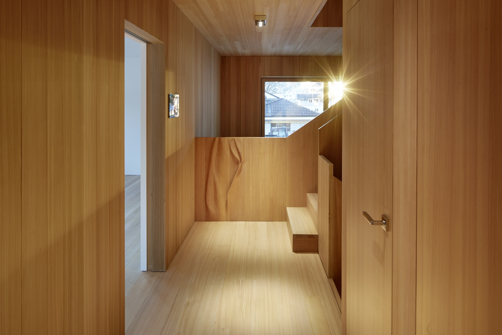 Korridor 1. OG © Beat Brechbühl