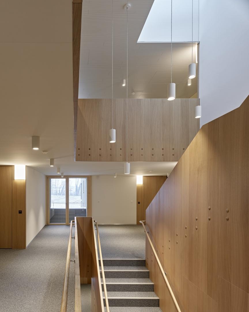 Treppenhaus 02 © Antoniol + Huber + Partner, Zürcherstrasse 125, 8500 Frauenfeld