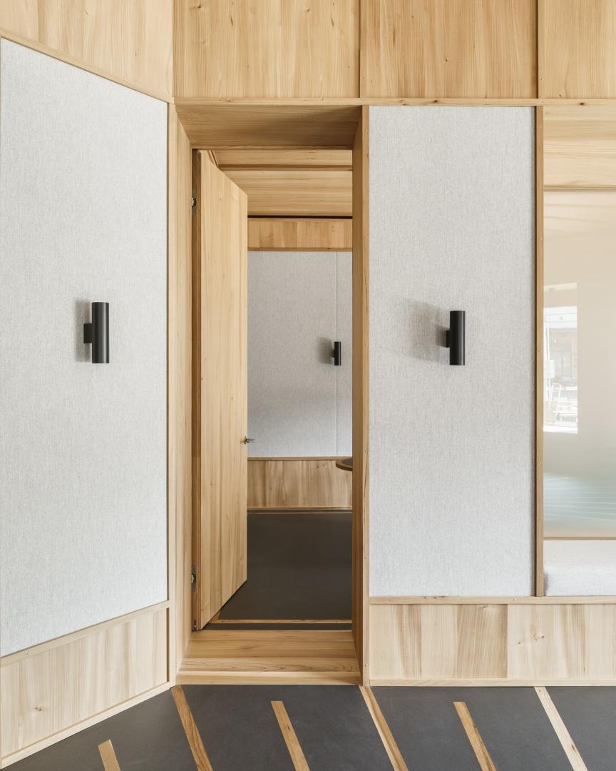 Innenraum © Zimmer Schmidt Architekten