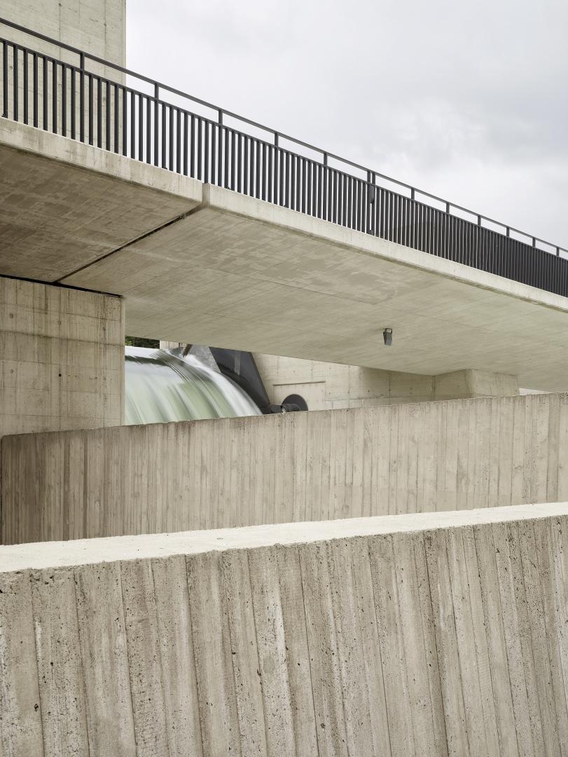 Wehrbrücke © Kuster Frey, Stirnrütistr. 15, 6048 Horw