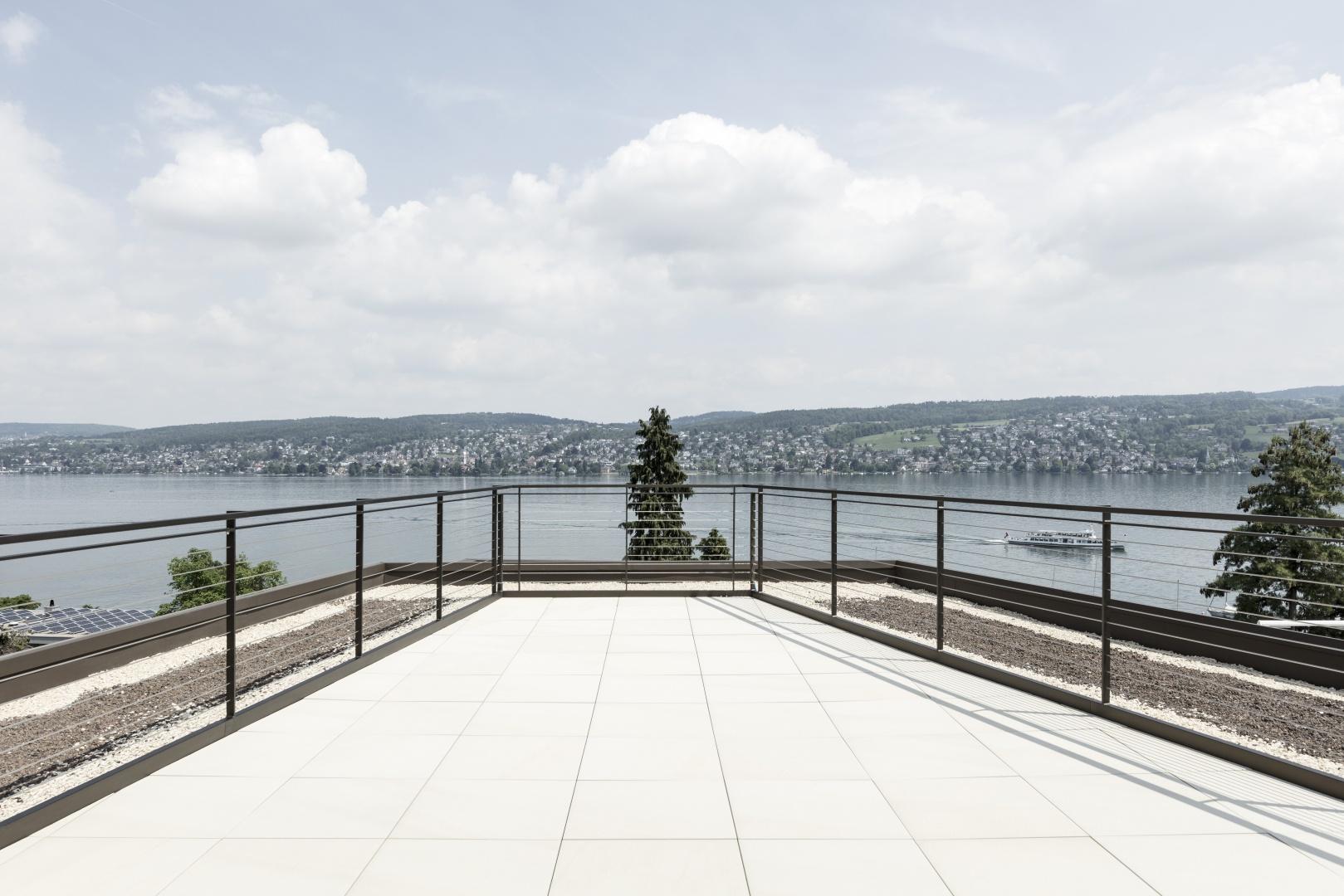 Dachterrasse © HDPF