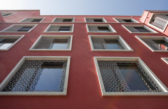 Élévation façade © atelier ww