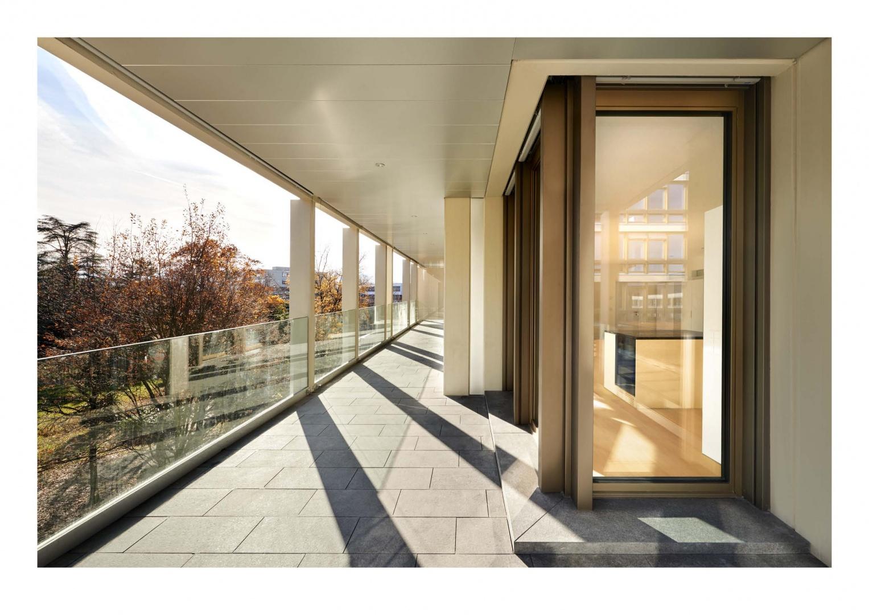 Balkon © Tilla Theus und Partner AG, Zürich