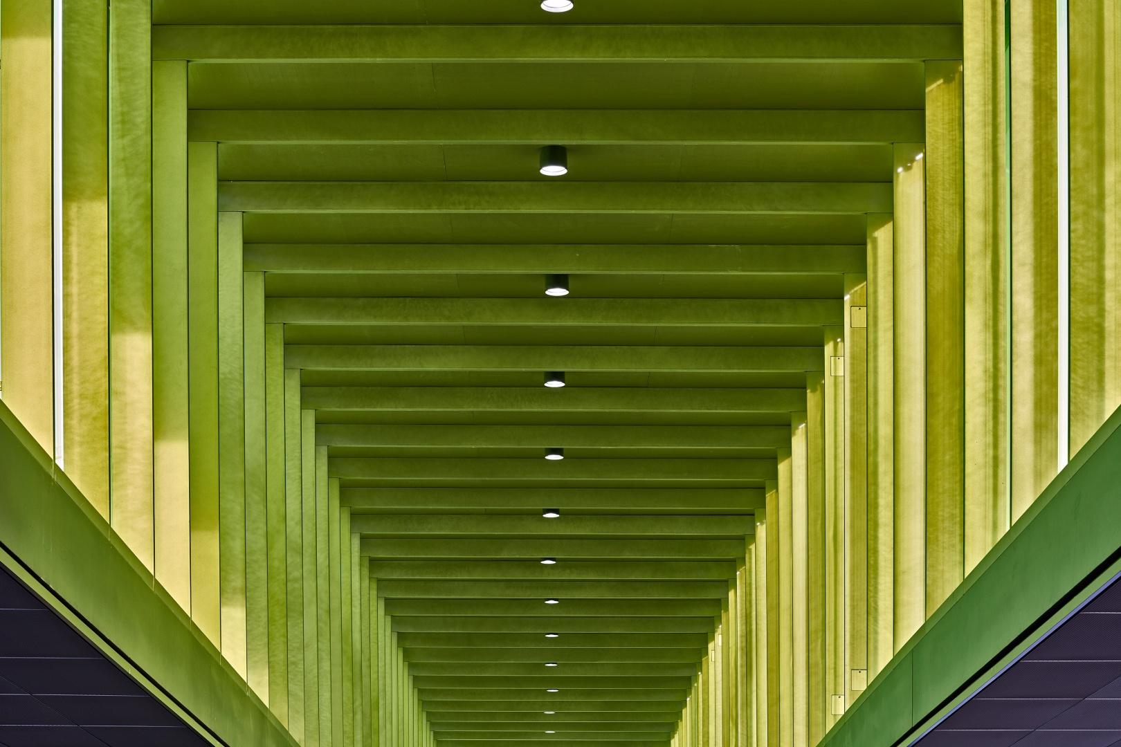 Innenansicht Baldachin © René Dürr Architekturfotografie