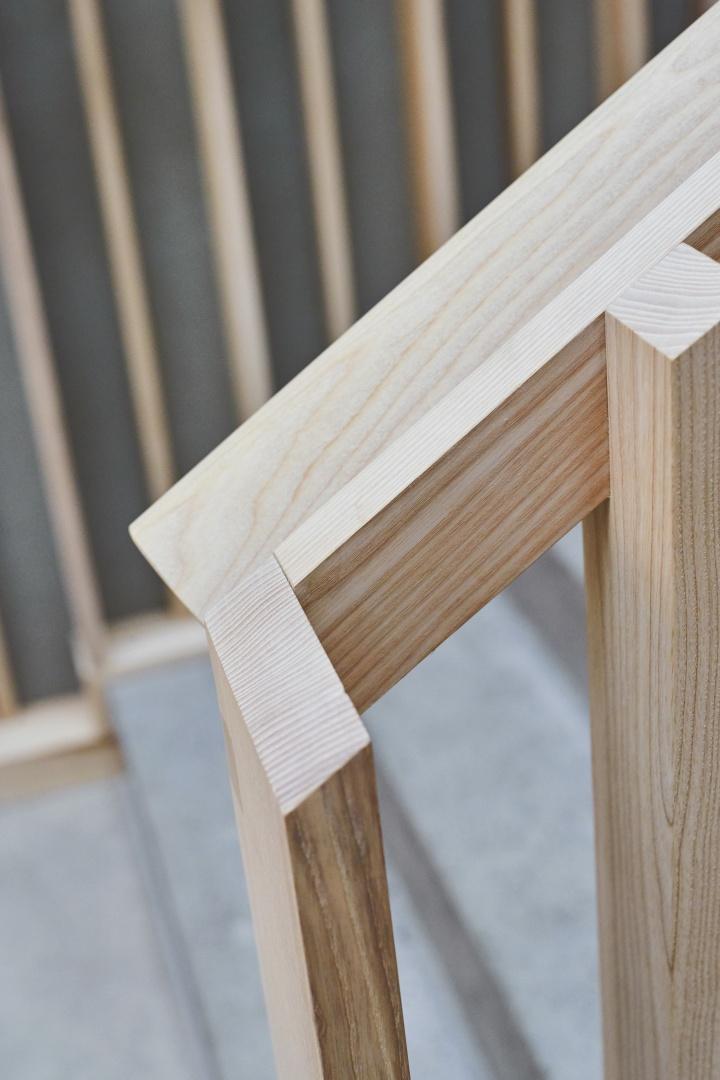 Detail Handlauf © Zimmer Schmidt Architekten