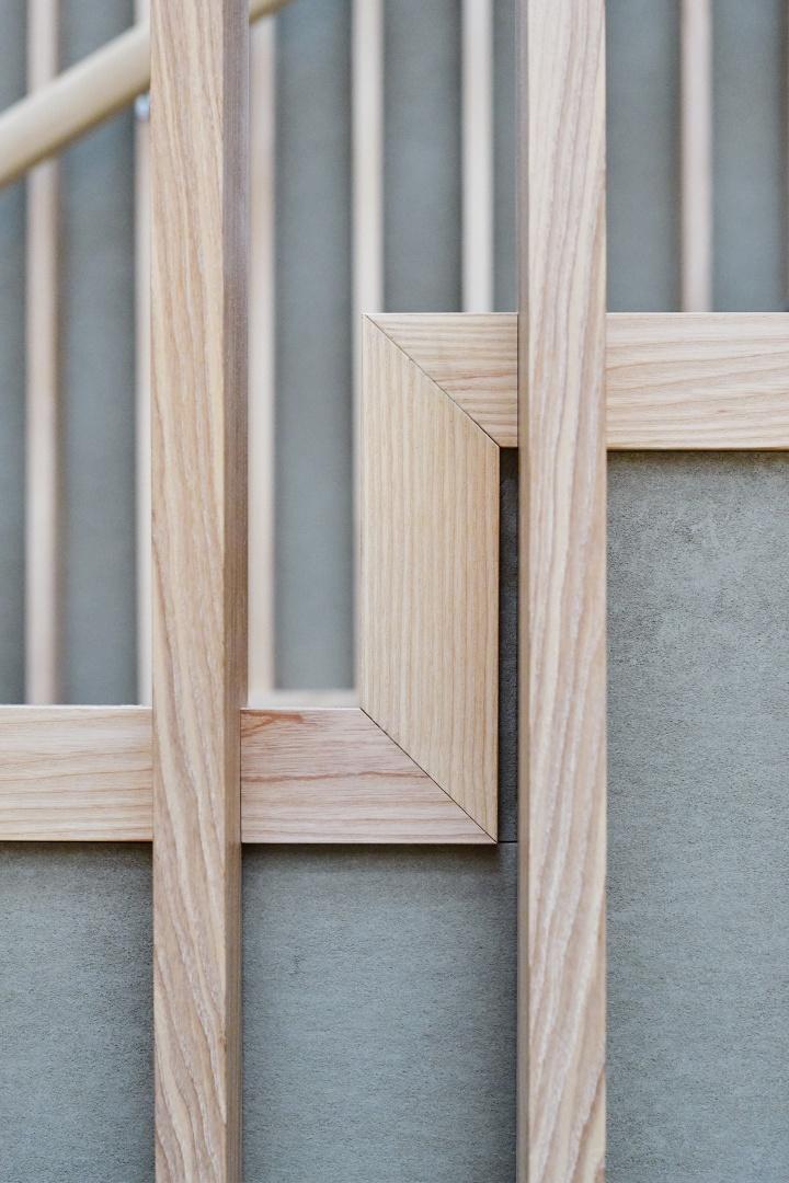 Detail Treppe © Zimmer Schmidt Architekten