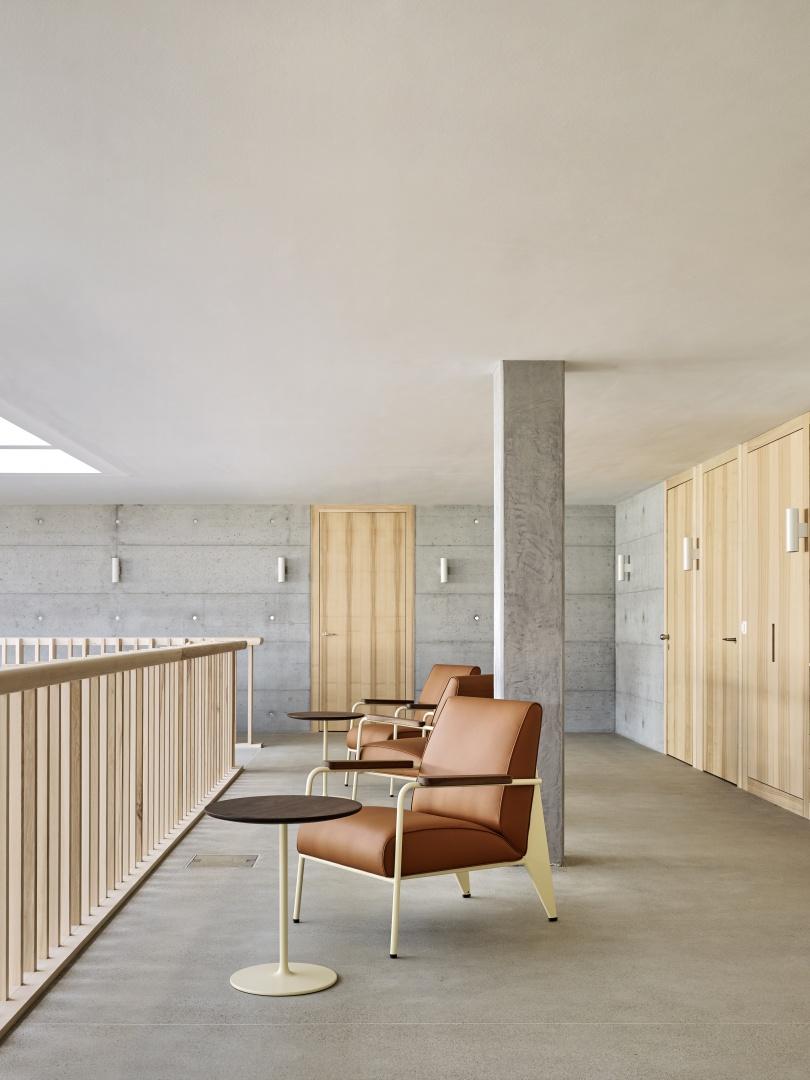Galerie © Zimmer Schmidt Architekten
