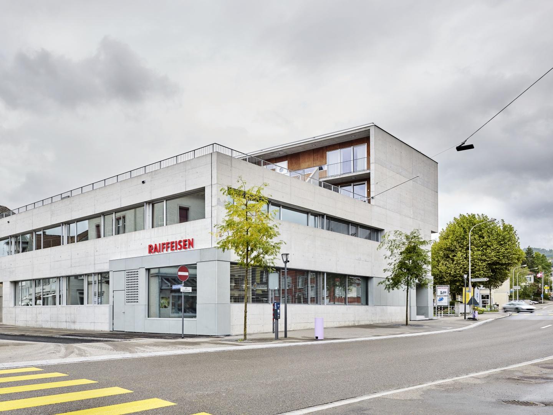 Aussenbild © Zimmer Schmidt Architekten