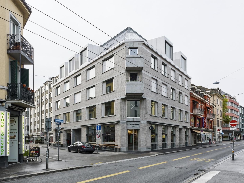 © Georg Aerni, Sihlquai 268. CH-8005 Zürich