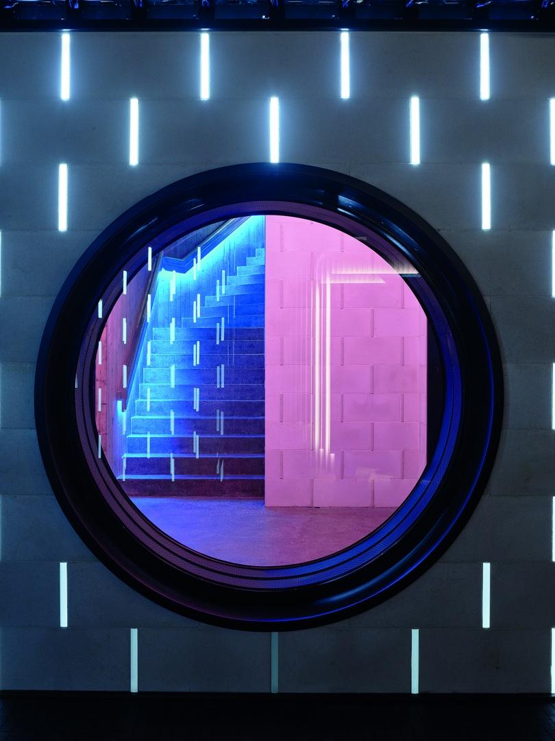 Fenster Club 1.UG © Kuster Frey