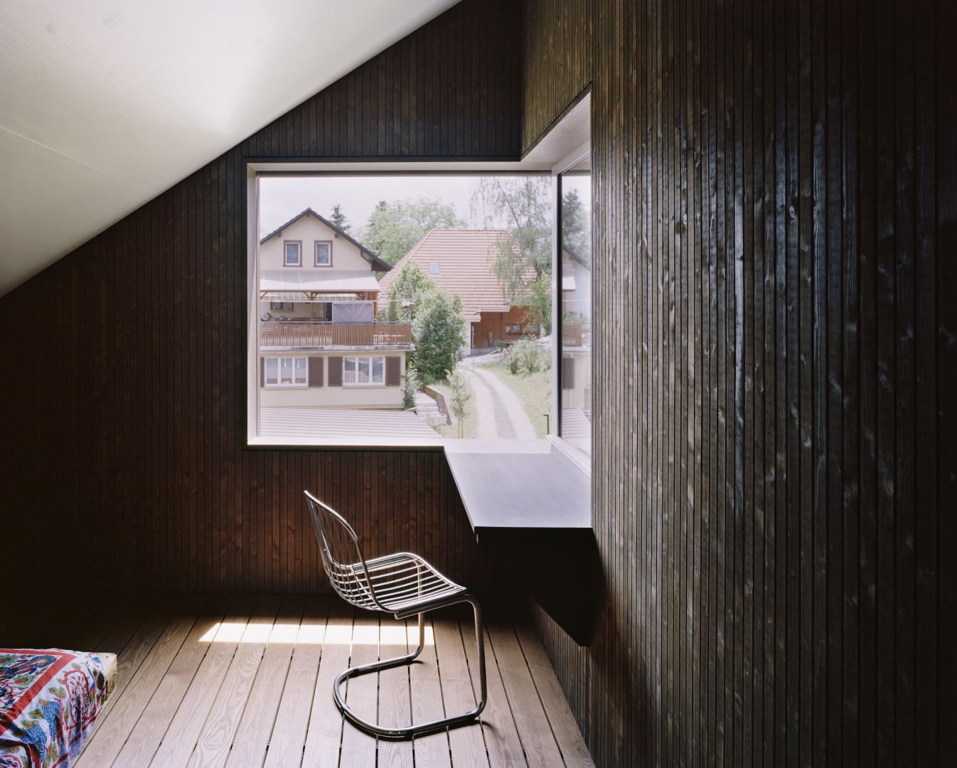 Aussenschlafzimmer © Joël Tettamanti