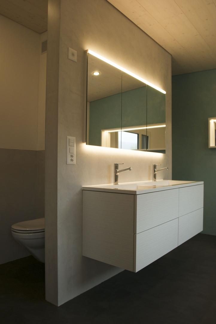 Badezimmer © Roth Architektur, Tal 34, 5705 Hallwil
