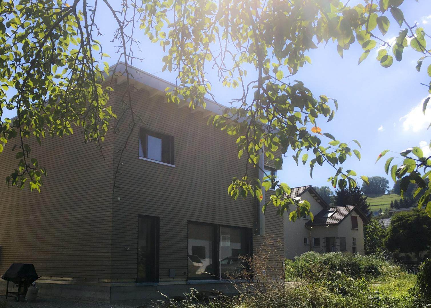 Ansicht Nord © Roth Architektur, Tal 34, 5705 Hallwil