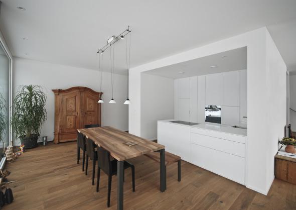 Innenansicht © Albertin Partner Architekten GmbH