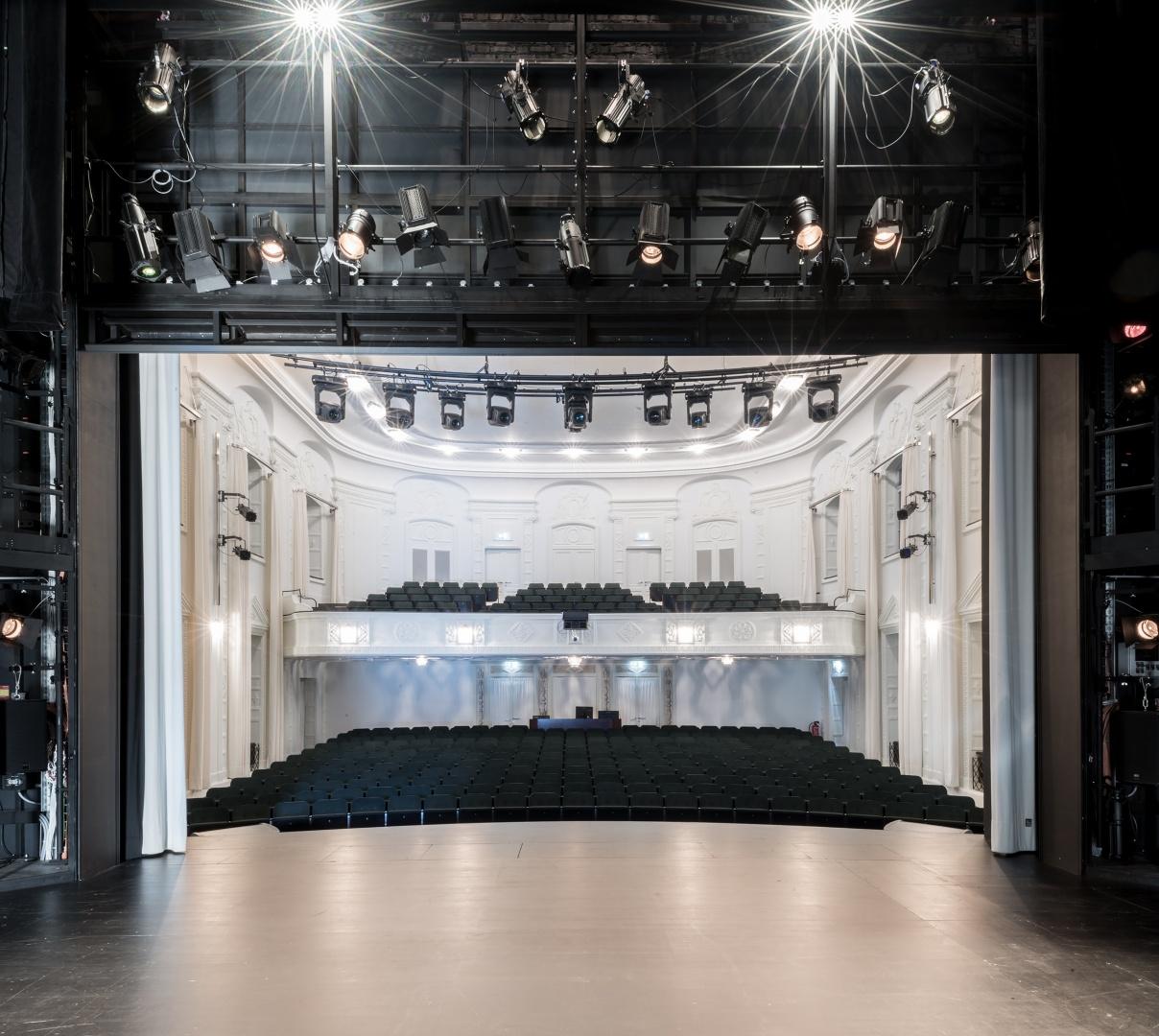 Hauptbühne © Adrian Scheidegger
