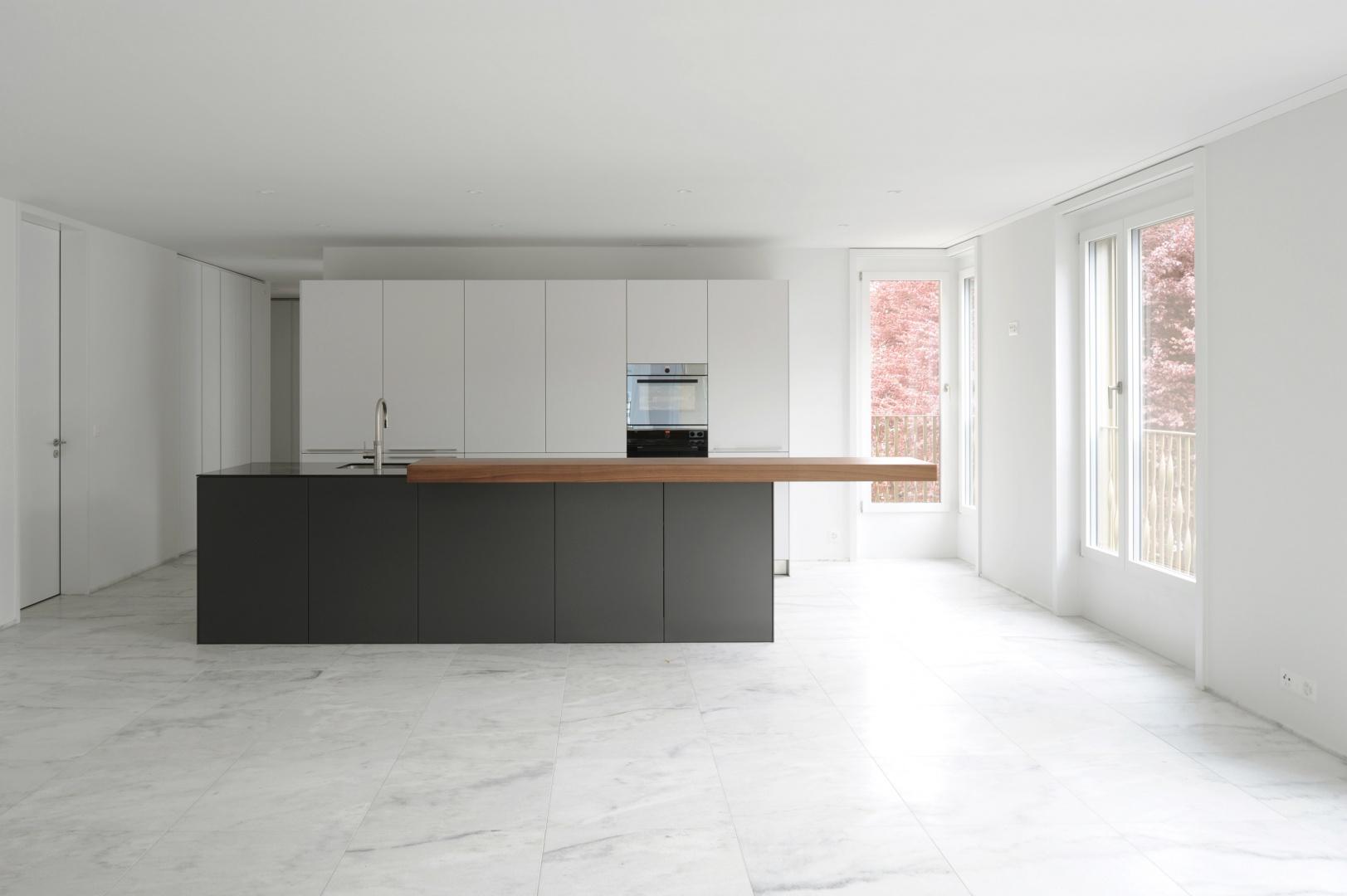 Essen / Küche © ADP Architektur Design Planung AG