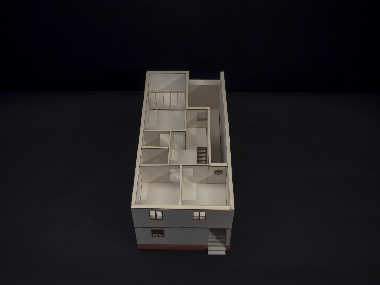 1.Obergeschoss Villas Apiladas © Quirin Koch