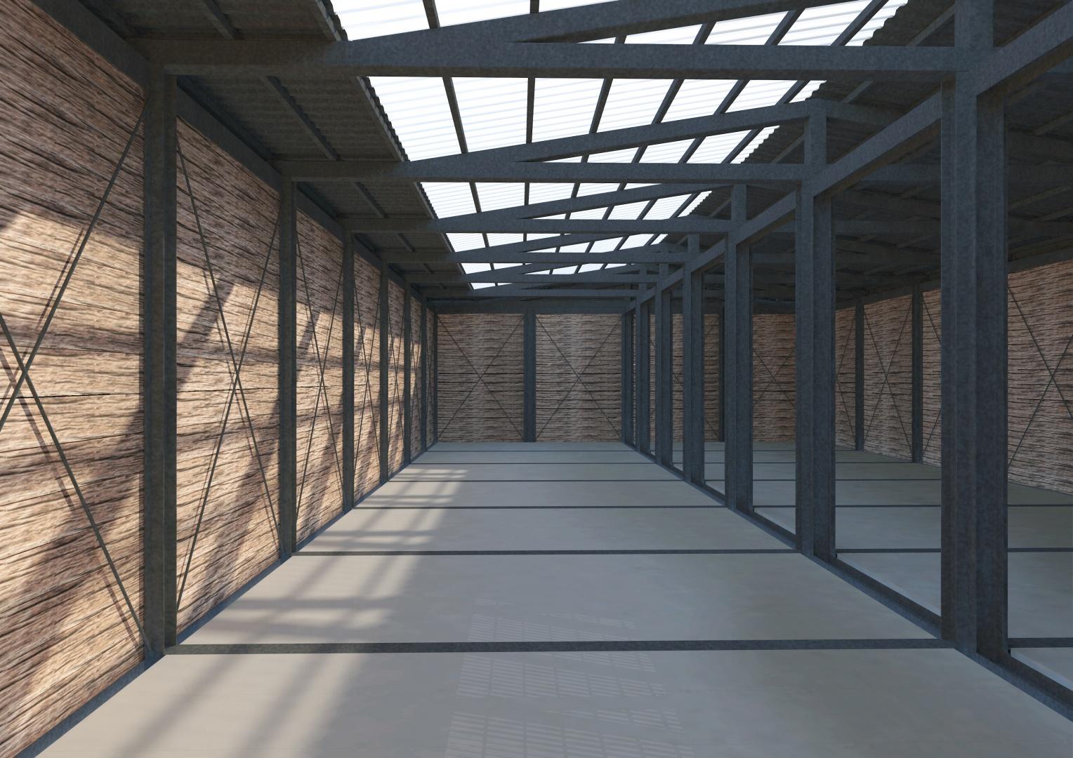 Innenraumbild Dachgeschoss © Iso Tambornino, Via Dual 17, 7166 Trun