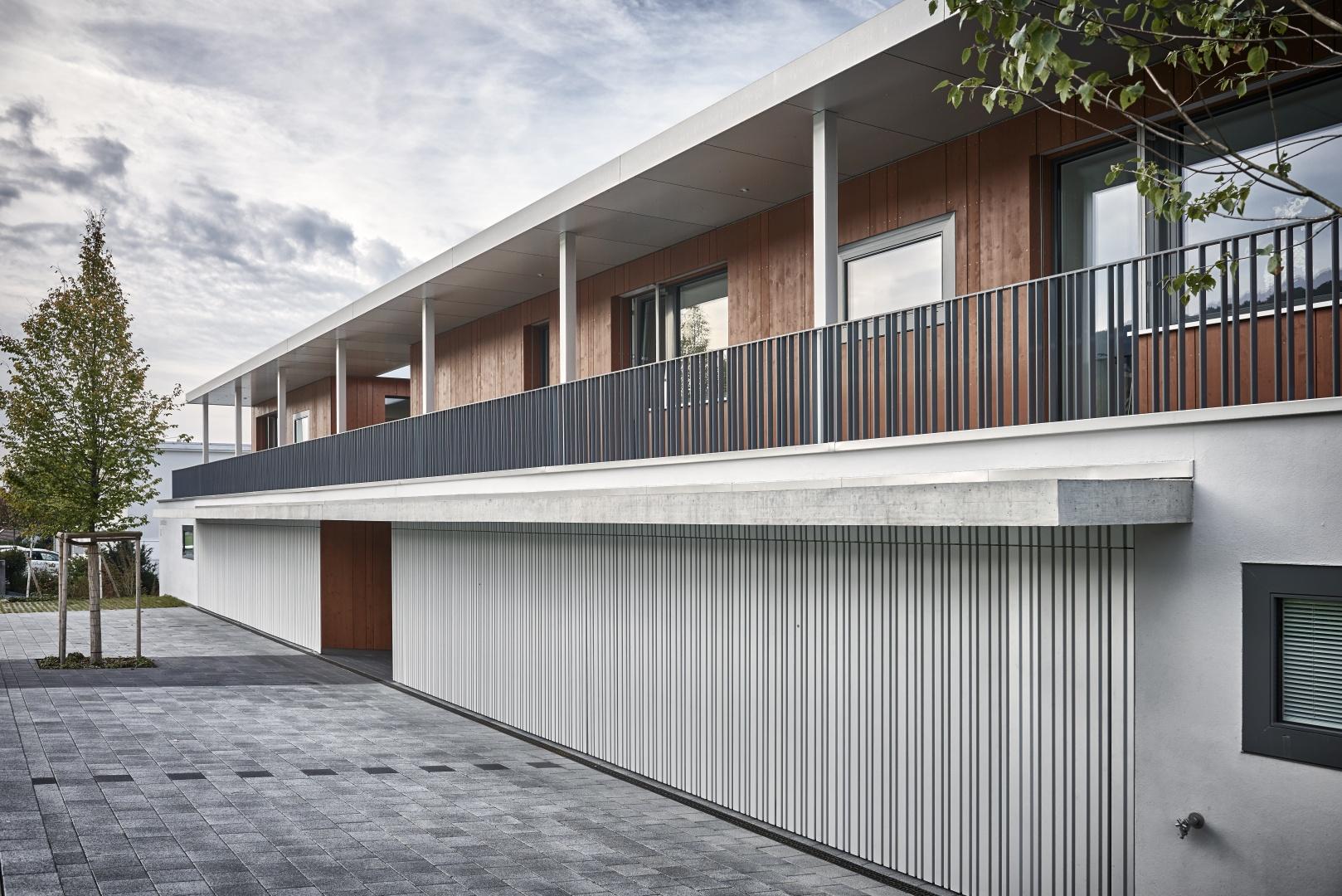 Aussenansicht © Hunziker Architekten AG