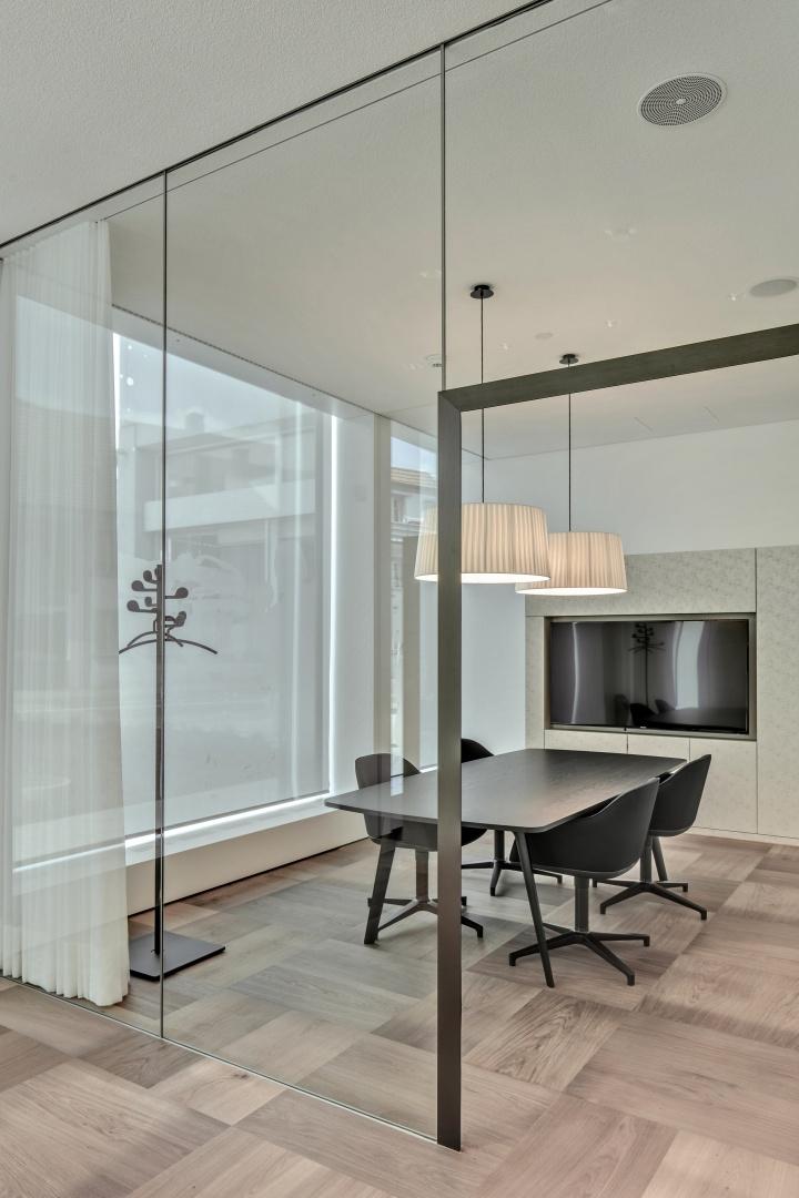 Besprechungszimmer © René Dürr Architekturfotografie, Schwandenstrasse 228, 8046 Zürich