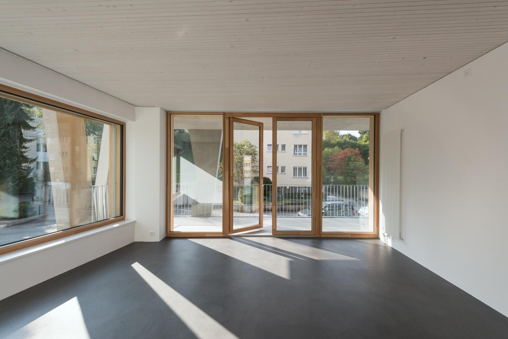 Wohnzimmer © Christine Blaser, Bildaufbau, Sandrainstrasse 3 3007 Bern