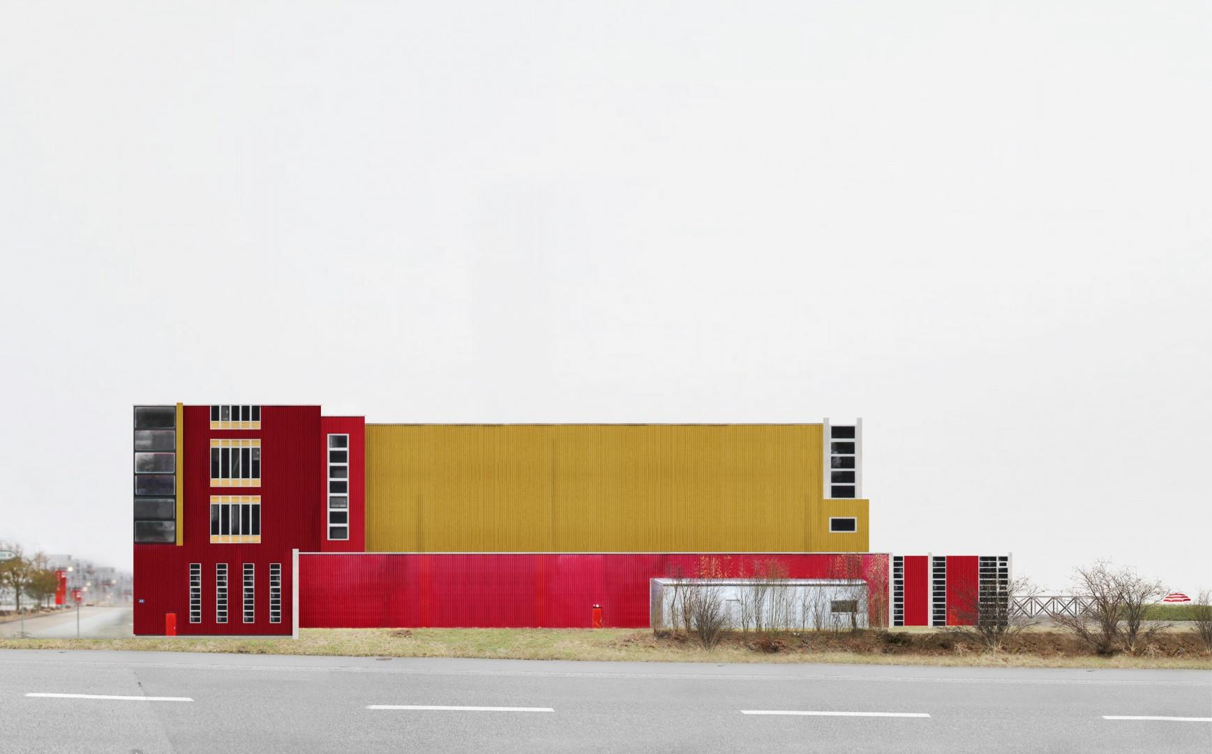 40 Industrial Street © Eva Lanter