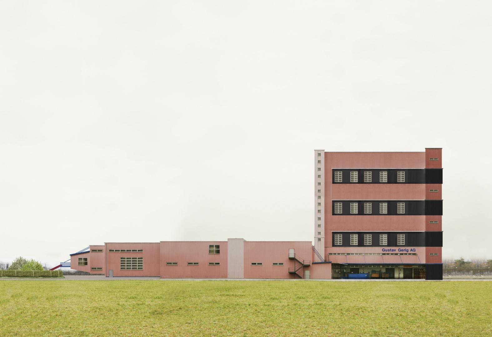 Gustav Gerig Building © Eva Lanter