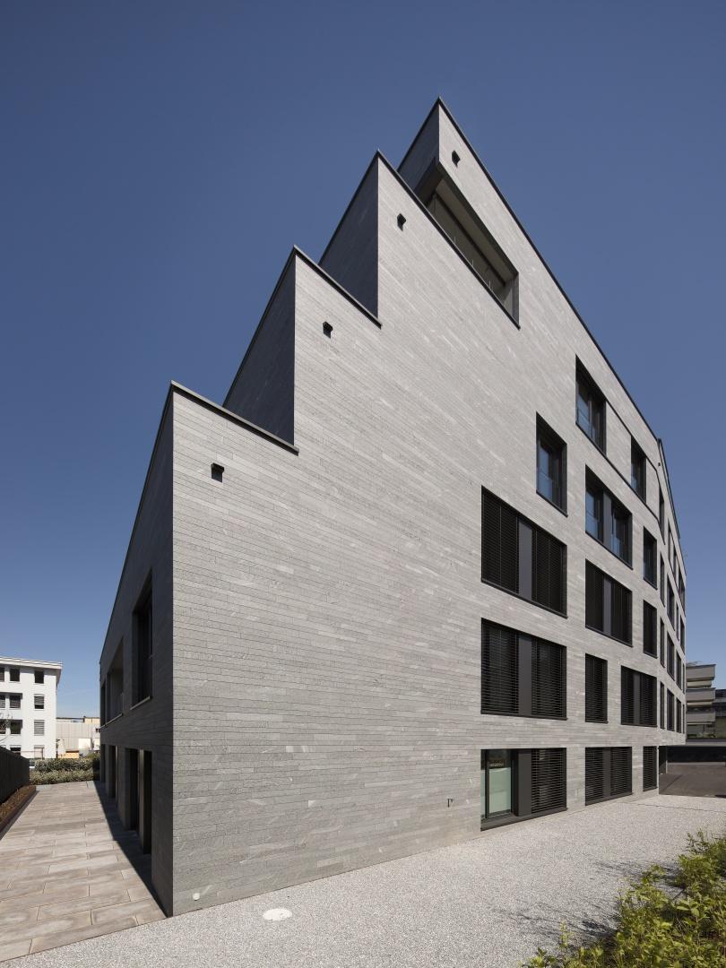 Süd- Westfassade © Ferit Kuyas