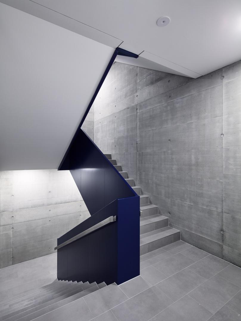 Treppenhaus Wohnen © Ferit Kuyas