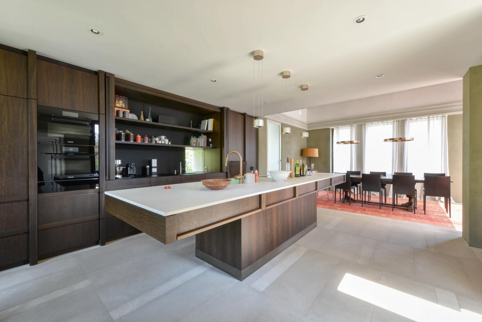 Neuinterpretation einer zeitgemässen Küche © DEON AG, Luzern 2018