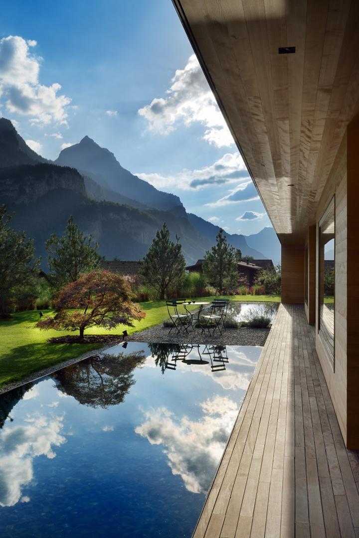 © Reimann Sidler Architekten / Foto: Thomas Hämmerli