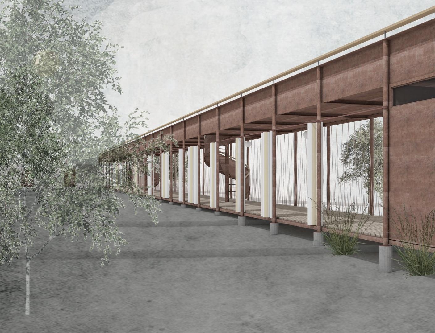 Stahlbrücke © Tania Cruz