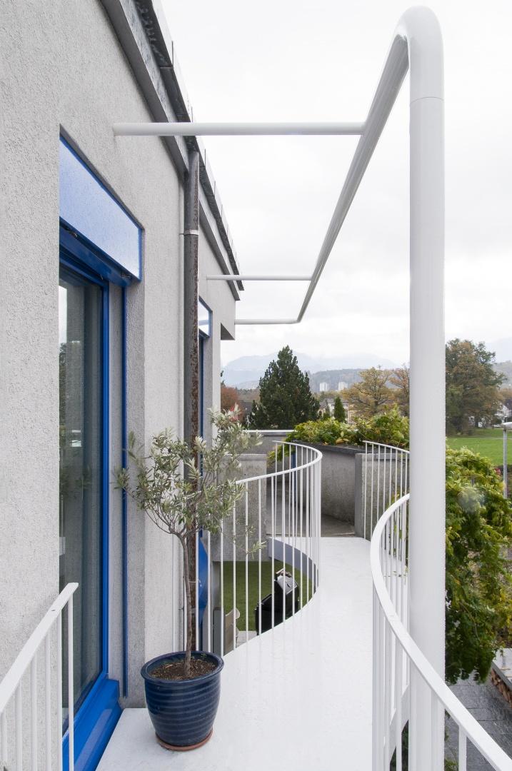 Blick zum Balkon © © DU STUDIO, Zürich
