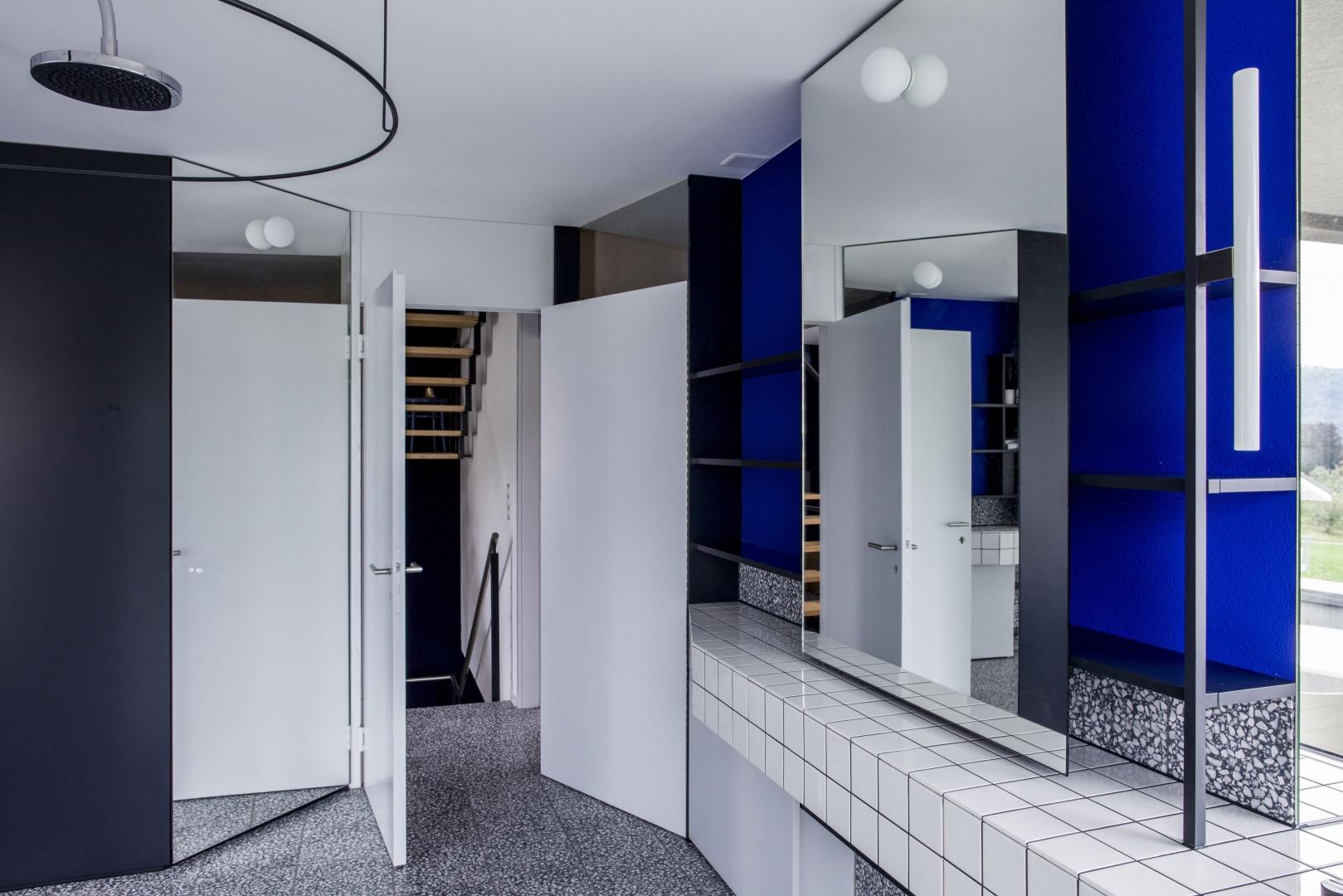 Bad zum Treppenhaus © © DU STUDIO, Zürich
