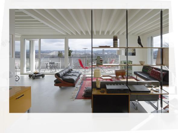 Wohnbereich  © Walter Mair