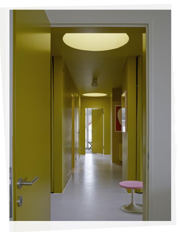 Korridor  © Walter Mair